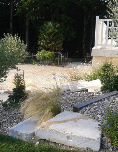 côté jardin - paysagiste - dordogne