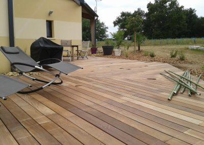 terrasses bois dordogne