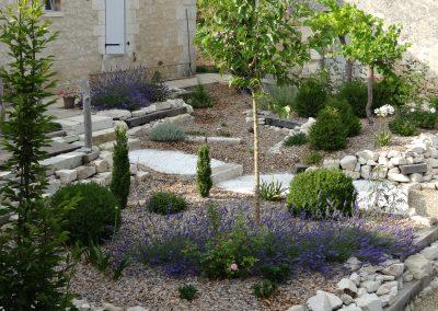 aménagement jardin mareuil