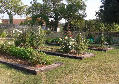 jardin potager dordogne sarlat
