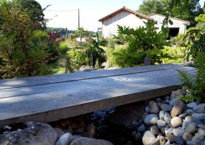 aménagement de jardin montignac