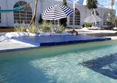 Aménagement de jardin et piscine en Dordogne