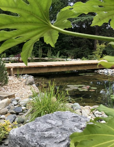 Aménagement de bassin en Dordogne